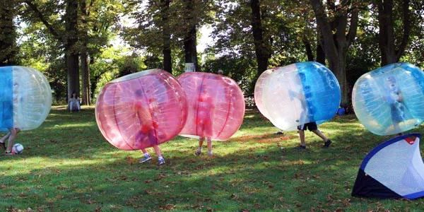 Retrouvez Bubbl foot reims Ardenne au Festiv'été de Reims