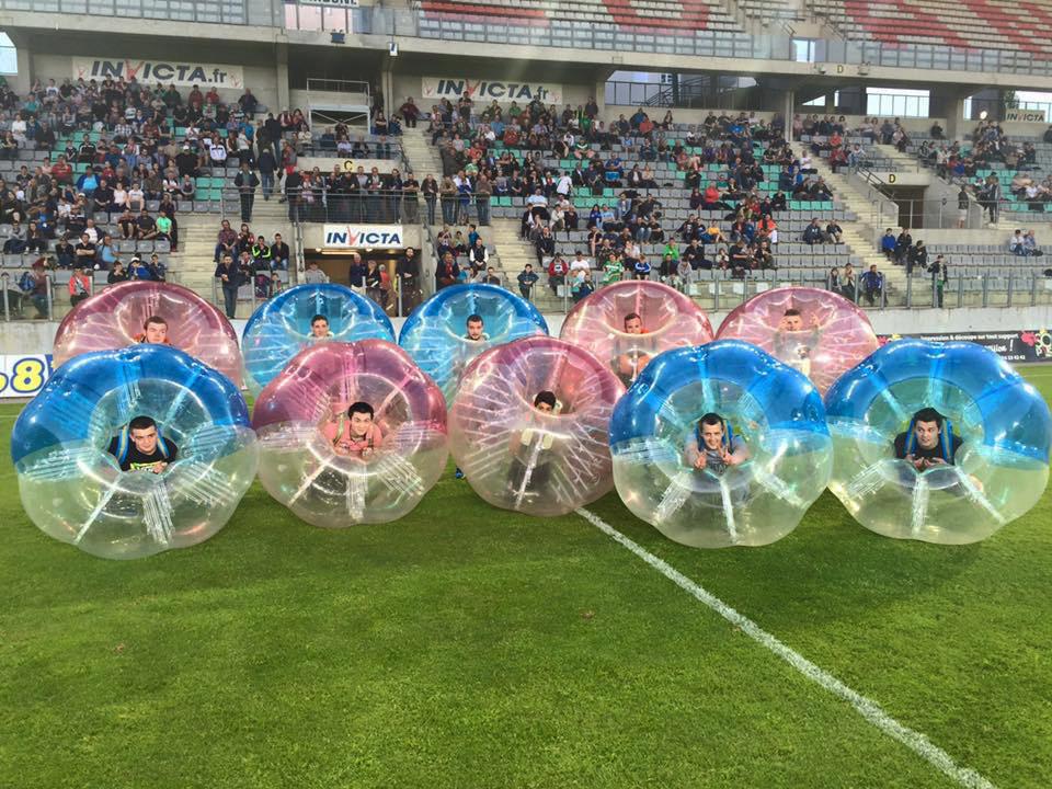 Du bubble foot à Dugauguez !