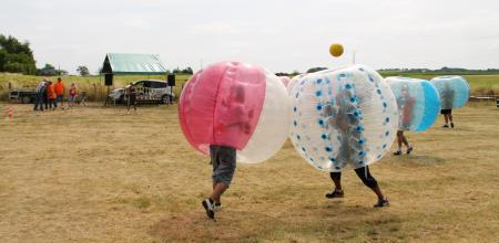 Bubble Foot se met à l'heure de l'Euro