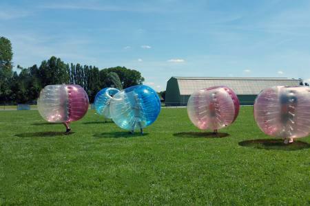 Bubble Foot Reims Ardennes