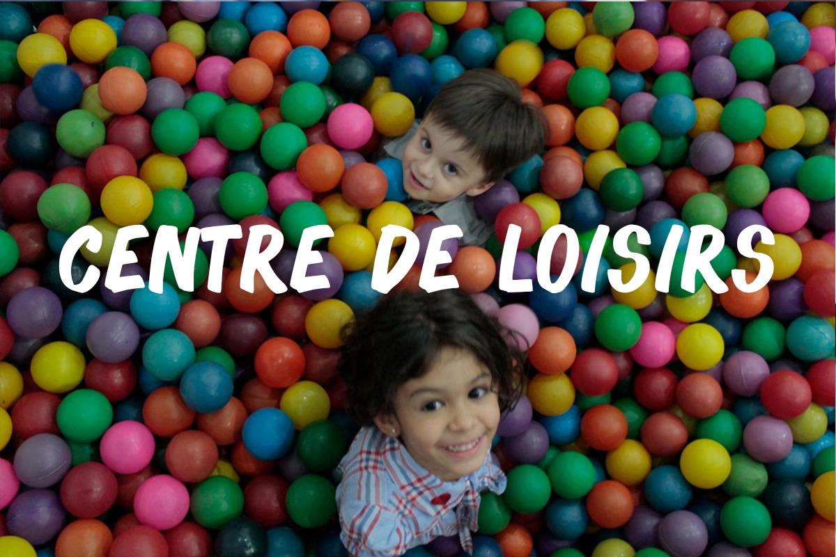 Bubble Foot centre aéré et centre de loisirs