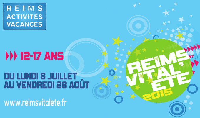 Reims Vital Eté à l'heure du bubble